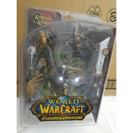 Sprocket Gyrospring Gnome Warrior - Gnome Guerrier