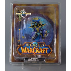 Undead Warlock (Blue) - Mort Vivant Démoniste (Bleu)
