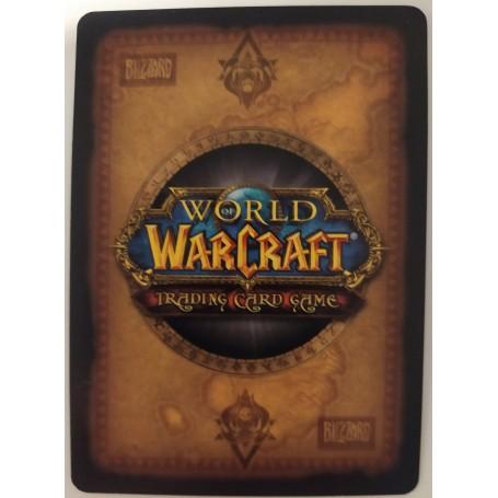 1 carte aléatoire World of Warcraft TCG - Français