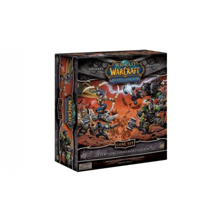World of Warcraft - Miniatures Game - Deluxe Edition - Reconditionnée