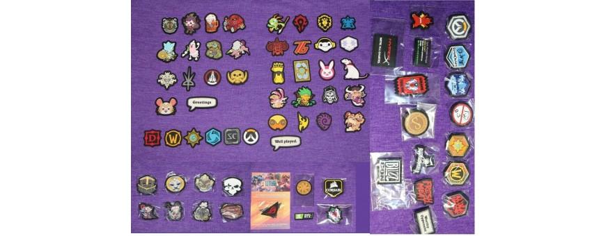 Blizzard Badges
