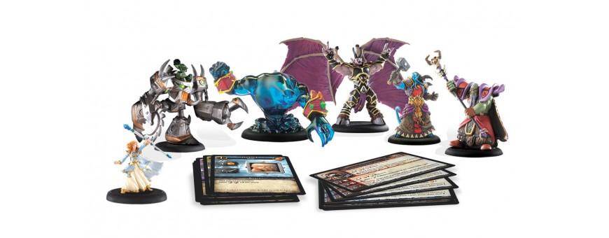 WoW Minis - World of Warcraft Miniatures